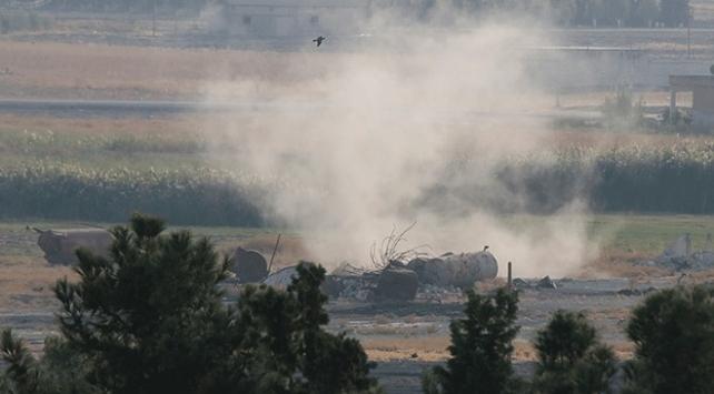 Türk savaş uçakları Barış Pınarı Harekatında 30 kilometre derinliğe girdi