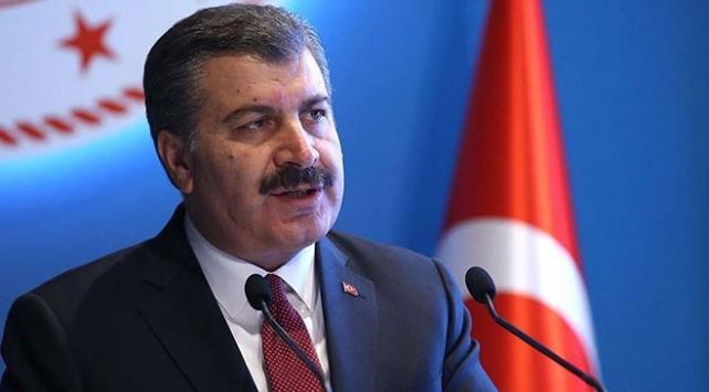 Sağlık Bakanı Fahrettin Koca: Sağlık kadromuz askerlerimizin yanı başında görev yapacak