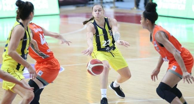 Cumhurbaşkanlığı Kupası Fenerbahçe Öznur Kablonun