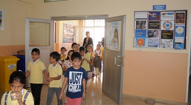 Mardinin sınır ilçelerinde eğitime ara verildi