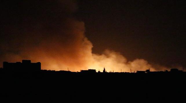 Barış Pınarında kara harekatı başladı