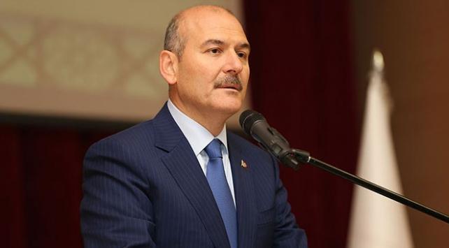 İçişleri Bakanı Soylu: Bu bir savaş değil, bu bir terörle mücadele