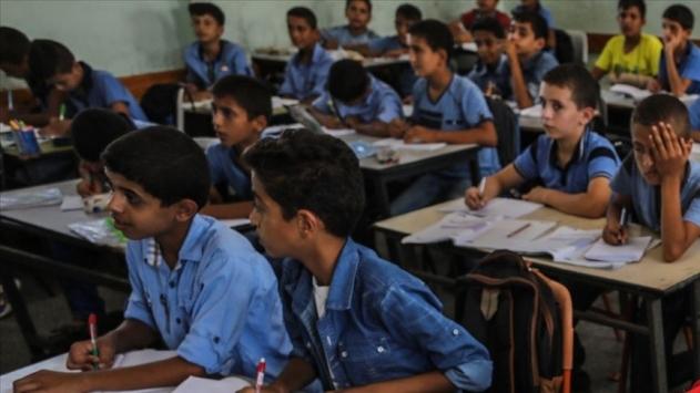 Gaziantep Karkamışta ilk ve orta dereceli okullar tatil edildi