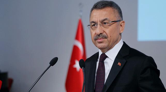 Cumhurbaşkanı Yardımcısı Oktay: Harekat planlandığı şekilde devam ediyor