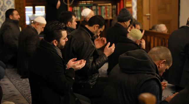 Hacı Bayram Camiinde Fetih Suresi okundu