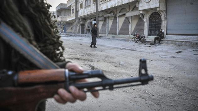 """""""YPG/PKK Süryanileri kalkan olarak kullanıyor"""""""