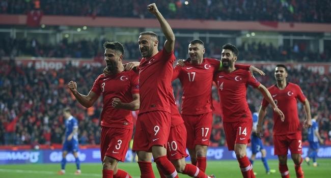 Türkiye 575 maçına çıkıyor
