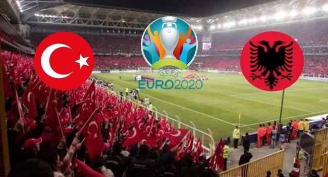 Türkiye ile Arnavutluk 12 randevuda