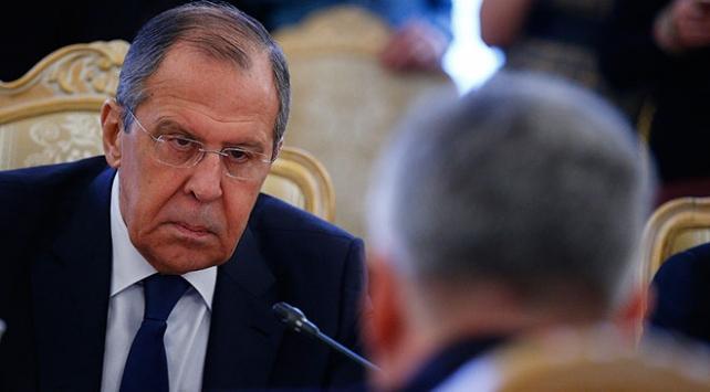 Rusya Dışişleri Bakanı Lavrov: Türkiyenin sınır güvenliğiyle ilgili endişelerini anlıyoruz