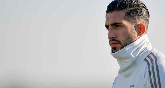 Emre Can Juventus'ta mutlu değil