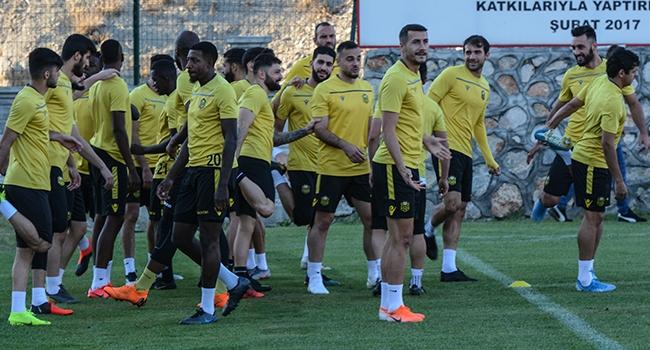 Yeni Malatyaspor'da hedef Avrupa kupaları