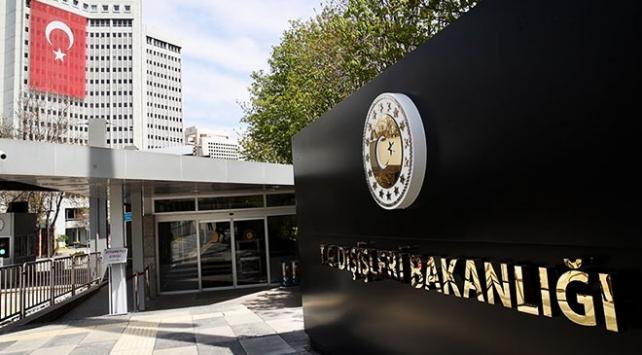 Türkiye uluslararası toplumu bilgilendirmeye devam ediyor