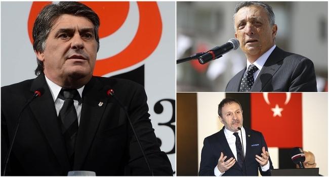 Beşiktaşta aday sayısı 3e çıktı