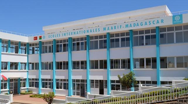 Türkiye Maarif Vakfı Madagaskarda okul açtı