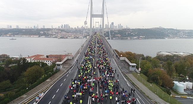 Dev maraton 3 Kasım'da yapılacak