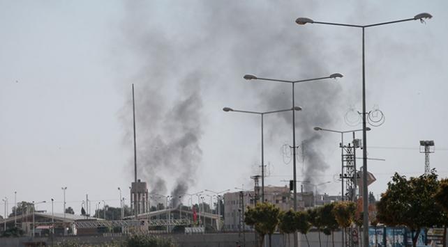 Teröristler umutlarını yaktıkları lastiklere bağladı