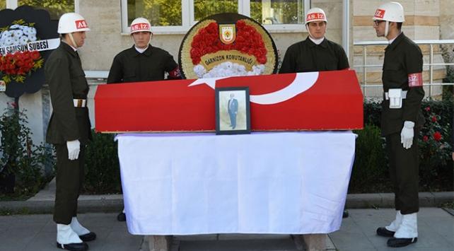 Kıbrıs gazisi Nami Koçak son yolculuğuna uğurlandı