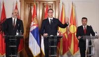 """Batı Balkan ülkelerinden """"Küçük Schengen"""" için ilk adım"""