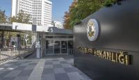 """Türkiye'den Birleşmiş Milletler Genel Kurulu'na """"Maraş"""" tepkisi"""