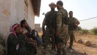 Suriye Milli Ordusu'ndan sivillere güvence