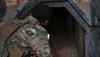 Resulayn'da YPG/PKK'nın kazdığı tünel ortaya çıkarıldı