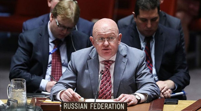 Rusya'dan Barış Pınarı Harekatı açıklaması