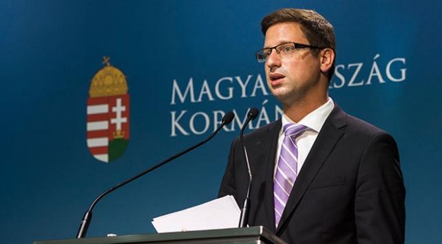 Macaristandan Barış Pınarı Harekatına destek mesajı