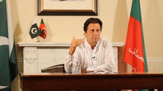 Pakistan Başbakanı Handan dünya medyasına tepki