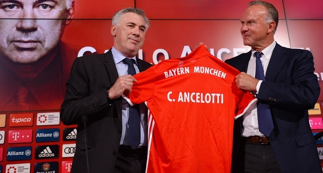 Rummeniggeden Ancelotti itirafı