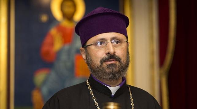Ermeni Patrikhanesinden Barış Pınarı Harekatına destek