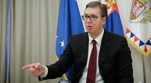 Sırbistan Cumhurbaşkanı Vucic: Erdoğan sayesinde bölge istikrarı önemli gelişme kaydetti