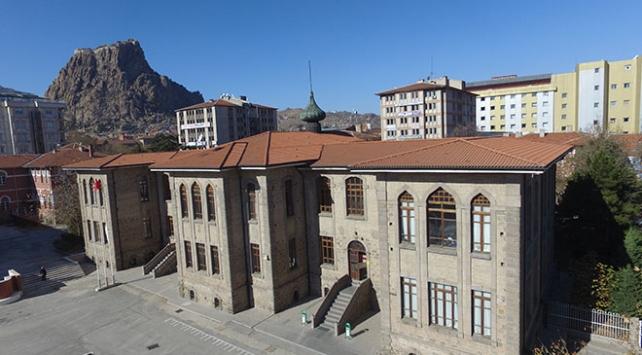 Ünlülerin okulu Afyon Lisesi 125 yıldır eğitim veriyor