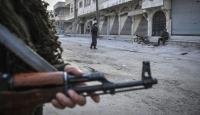 Terör örgütü bölgedeki sivilleri zorla silah altına alıyor