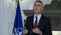 Stoltenberg: NATO Türkiye'yi güney sınırlarının korunmasında destekliyor