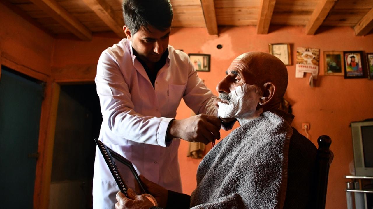 Yaşlı ve bakıma muhtaç vatandaşlar sahipsiz kalmadı
