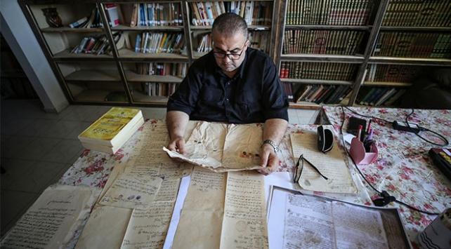 Gazzedeki Osmanlı hoşgörüsünü belgelerle ortaya koydu