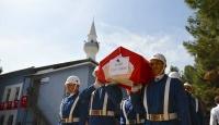 Ceylanpınar'da şehit olan 11 yaşındaki Elif için tören