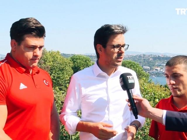 """""""Türk sporunun gelişimine katkı sağlamayı amaçlıyoruz"""""""