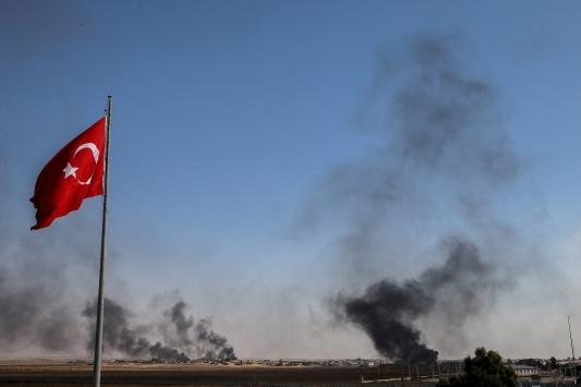 Dışişleri Bakanlığından Barış Pınarı Harekatı açıklaması