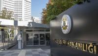 Türkiye'den BM yetkilisine kınama