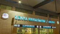 Konya Havalimanı 9 ayda 760 bin yolcuya hizmet verdi