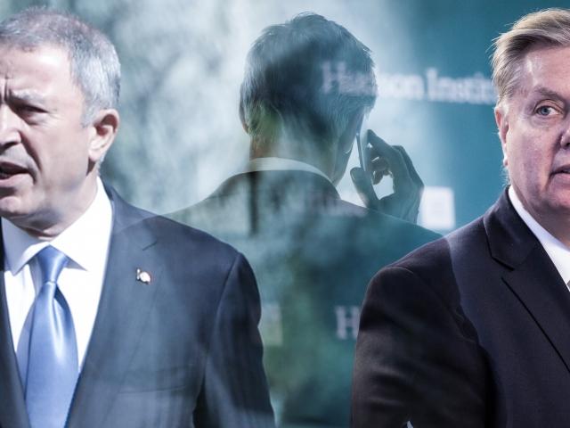 Grahamın Türkiyeye karşı çifte standardı telefon şakasıyla ifşa edildi