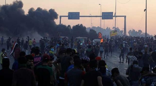 Irak güvenlik güçleri muhtemel gösterilere karşı teyakkuz halinde