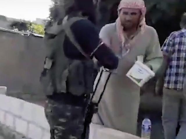 Tel Halef köyü YPG/PKKlı teröristlerden kurtarıldı