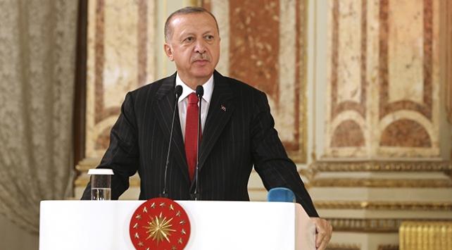 Cumhurbaşkanı Erdoğan: Kim ne derse desin attığımız adımı asla durdurmayacağız