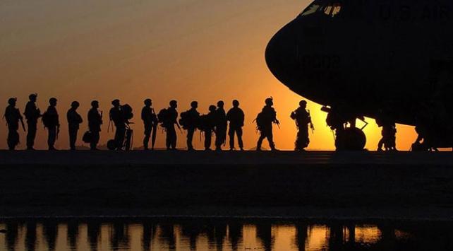 ABDden Suudi Arabistana asker ve ekipman takviyesi