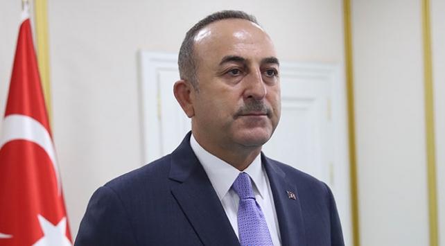 Bakan Çavuşoğlu: DEAŞa karşı sahada askeri olan tek ülke biziz