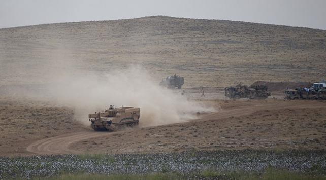 Barış Pınarı Harekatında 399 terörist etkisiz hale getirildi