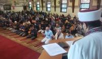 ABD'deki Türk camilerinde Mehmetçik için dua