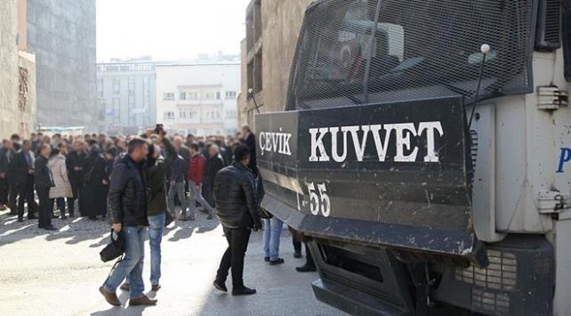 Gaziantepte gösteri ve yürüyüşlere geçici yasak
